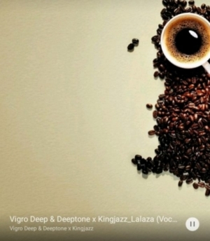 Vigro Deep - Lalaza (vocal Sdala) Ft. Deeptone X Kingjazz